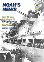 Noah's News The Newsletter of the HMS Ark Royal Association