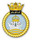 HMS Ark Royal Ship's Badge